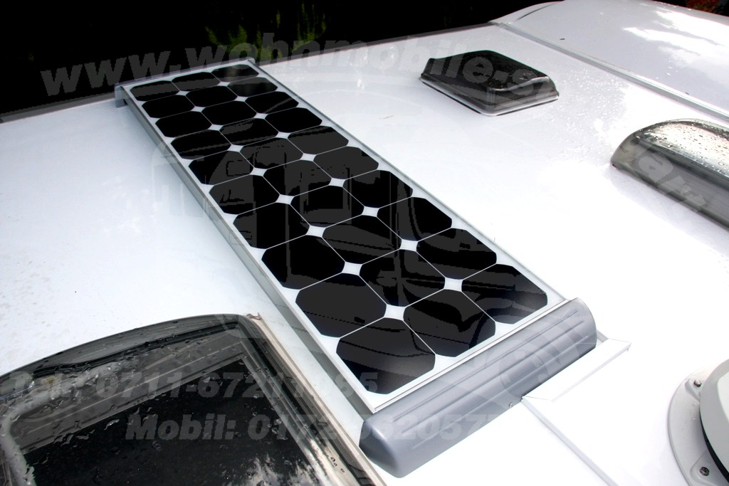 neu solaranlage solar solarpanel wohnmobil sunset solar ebay. Black Bedroom Furniture Sets. Home Design Ideas